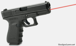 Lasermax guide rod laser red graphic