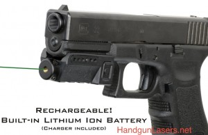 Aimshot LS8150-Compact-Green-Laser-C