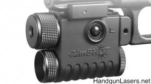 Aimshot LS8268-Pistol-Green-Laser-Sight-Combo-1