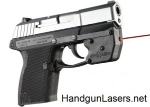 ArmaLaser SB3 right side mounted