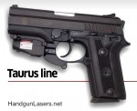 CAT Taurus Line Laser Sight