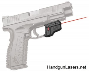 Crimson Trace Defender Series Accu-Guard Springfield Armory XD and XD(M) right side