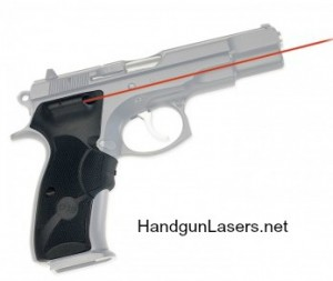 Crimson Trace Lasergrips CZ Full Size