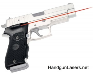 Crimson Trace Lasergrips SIG Sauer P220 right side