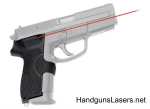 Crimson Trace Lasergrips SIG Sauer Pro right side