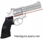 Crimson Trace Lasergrips Smith & Wesson N Frame Square Butt Right Side