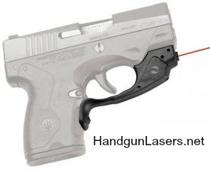 Crimson Trace Laserguard Beretta Nano
