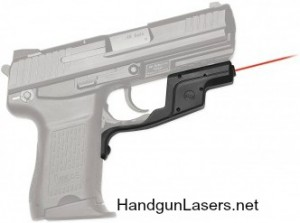 Crimson Trace Laserguard Heckler & Koch 45 Compact