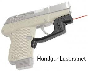Crimson Trace Laserguard Kel-Tec P3AT & P32