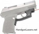 Crimson Trace Laserguard Kel-Tec PF9