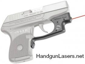Crimson Trace Laserguard Ruger LCP