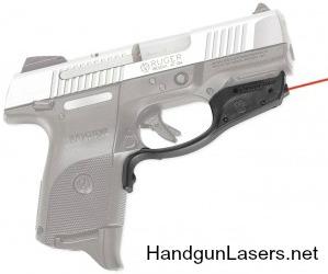 Crimson Trace Laserguard Ruger SR9c & SR40c