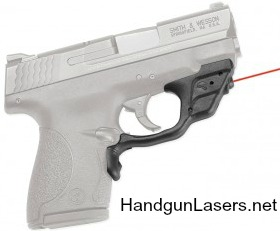 Crimson Trace Laserguard Smith & Wesson M&P Shield