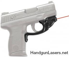 Crimson Trace Laserguard Taurus Millennium Pro