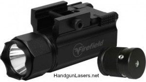Firefield Interchangeable Tactical Flashlight & Green Laser
