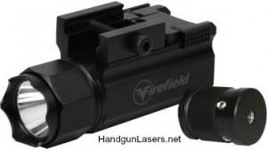 Firefield Interchangeable Tactical Flashlight & Green Laser