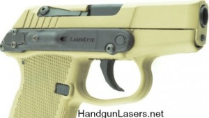 LaserLyte SML Ruger LCP & Kel-Tec .380