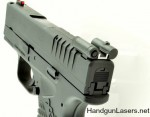 LaserLyte Sight Rear XD, XD(M), XDS