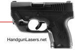 Lasermax Centerfire Laser Beretta Nano Left Side
