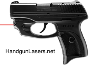 Lasermax Centerfire Laser Ruger LC9 LC380 Left Side
