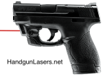 Lasermax Centerfire Laser Smith & Wesson M&P Shield Left Side