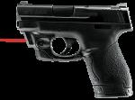 Lasermax Centerfire Laser Smith & Wesson M&P Shield Left Side