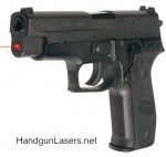 Lasermax Guide Rod Laser SIG P226 9mm Left Side photo