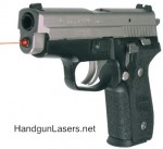 Lasermax Guide Rod Laser SIG P229 Left Side photo