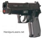 Lasermax Guide Rod Laser Sig P220 LEft Side photo