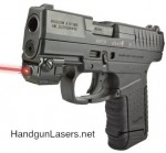 Lasermax Uni-Max Micro Left Side