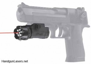 Walther Nightforce left front