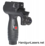 MP5K Grip Laser unmounted