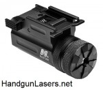 NcStar Compact Green Laser with QR Weaver rail unmounted