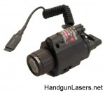Phoebus PLG-3 laser sight left side