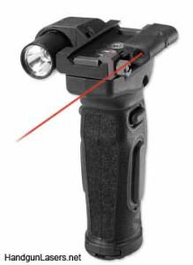 The MVF-515 with the red laser.