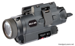 The Wl1-AA laser sight and tactical light.