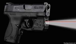 Crimson Trace Laserguard Pro SW MP photo