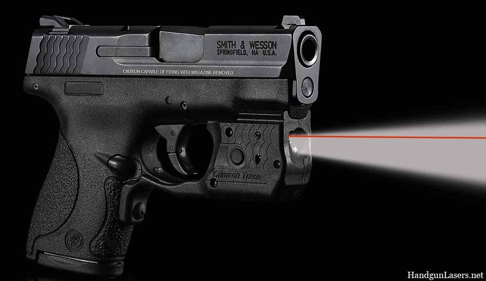 Crimson Trace Laserguard Pro Info & Pic | HandgunLasers net