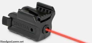 Lasermax Spartan red right side photo